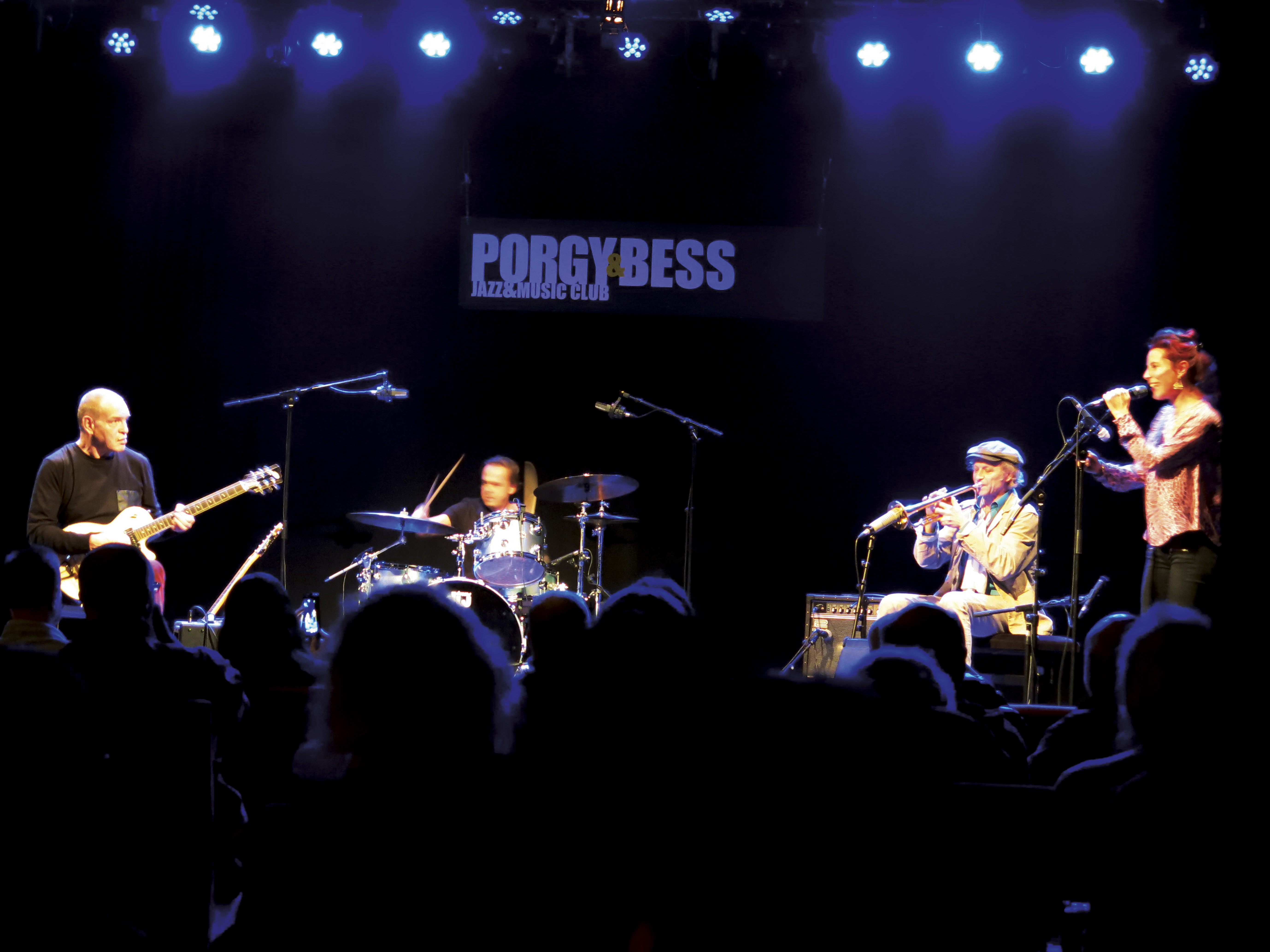 Nachhall – Verknüpfungen zum Gehörten - Porgy & Bess - Jazz & Music Club